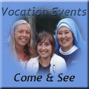 Vocation Events